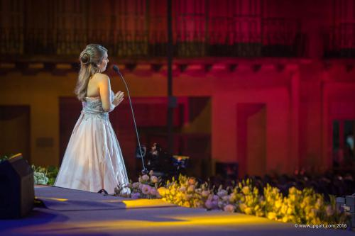 Nicola Said in Joseph Calleja's Annual Summer Concert © Jean Pierre Gatt